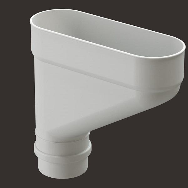 Коллектор для водостока LUX, ПЛОМБИР